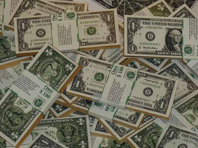 Dólar - casa nos estados unidos
