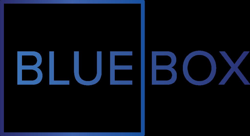 BlueBox - logo