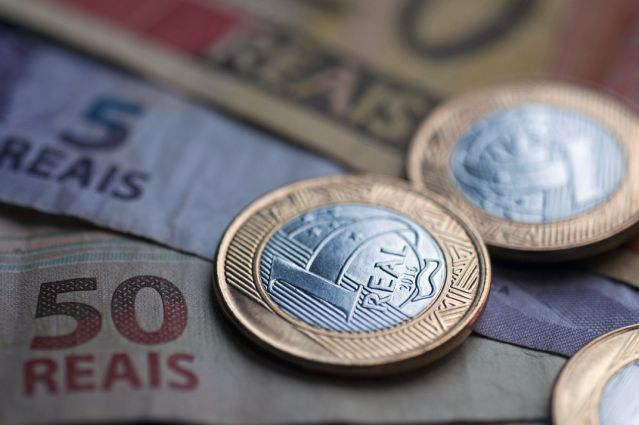Dinheiro real - Brasil