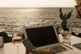 Nômade digital - desktop